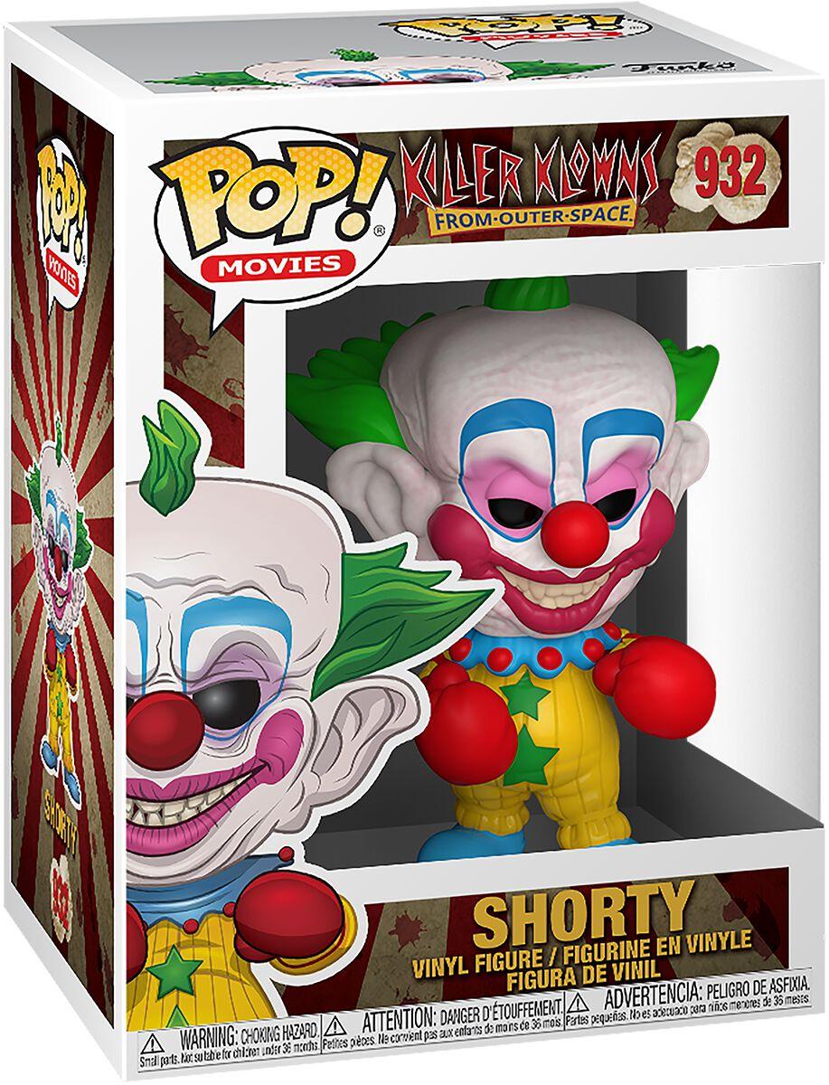 Killer Clowns From Outer Space Shorty Vinyl Figur 932 Funko Pop! multicolor 44146