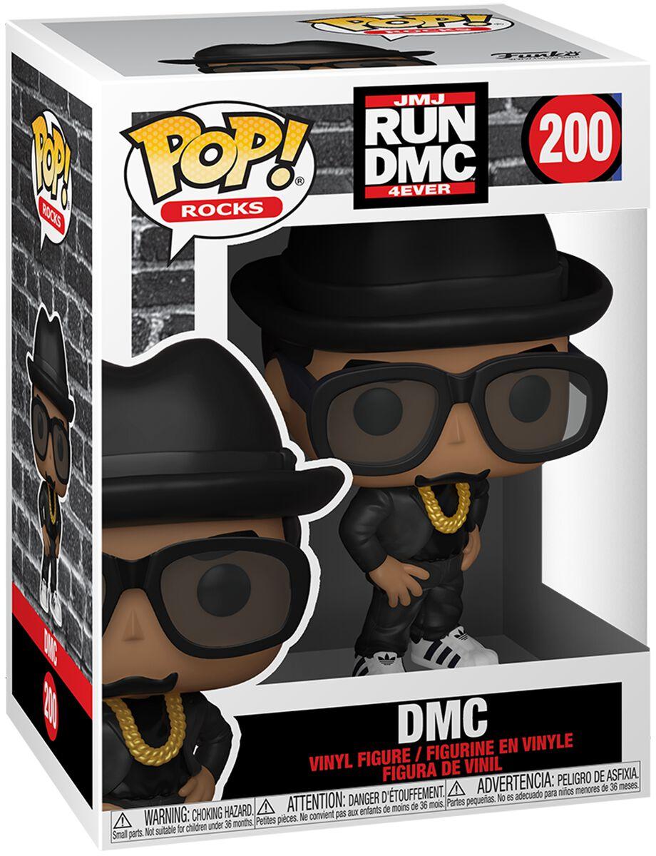 Run DMC DMC Rocks Vinyl Figur 200 Funko Pop! multicolor 47167