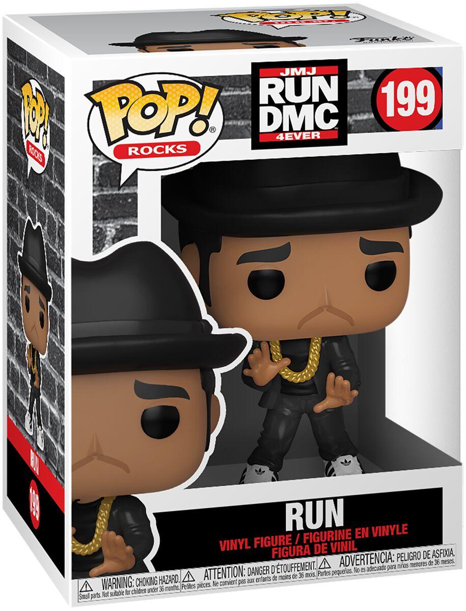 Run DMC RUN Rocks Vinyl Figur 199 Funko Pop! multicolor 47168
