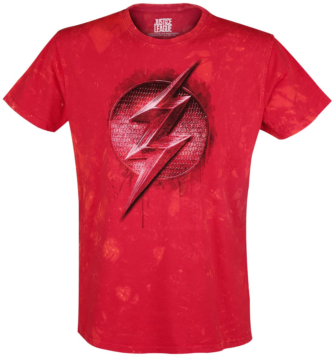 The Flash Shining Logo powered by EMP