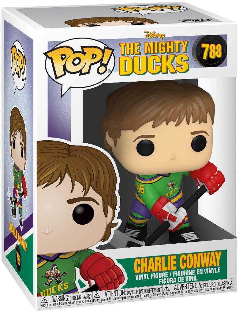 The Mights Ducks Charlie Conway Vinyl Figur 788  Funko Pop!  Standard