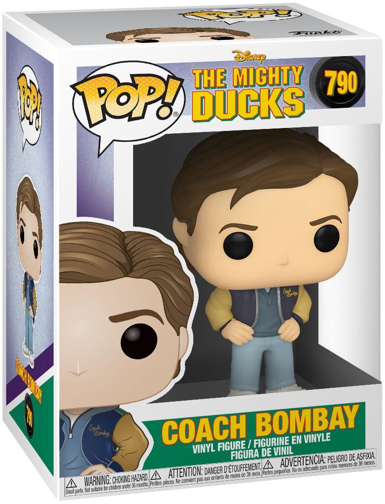 The Mighty Ducks Coach Bombay Vinyl Figur 790  Funko Pop!  Standard