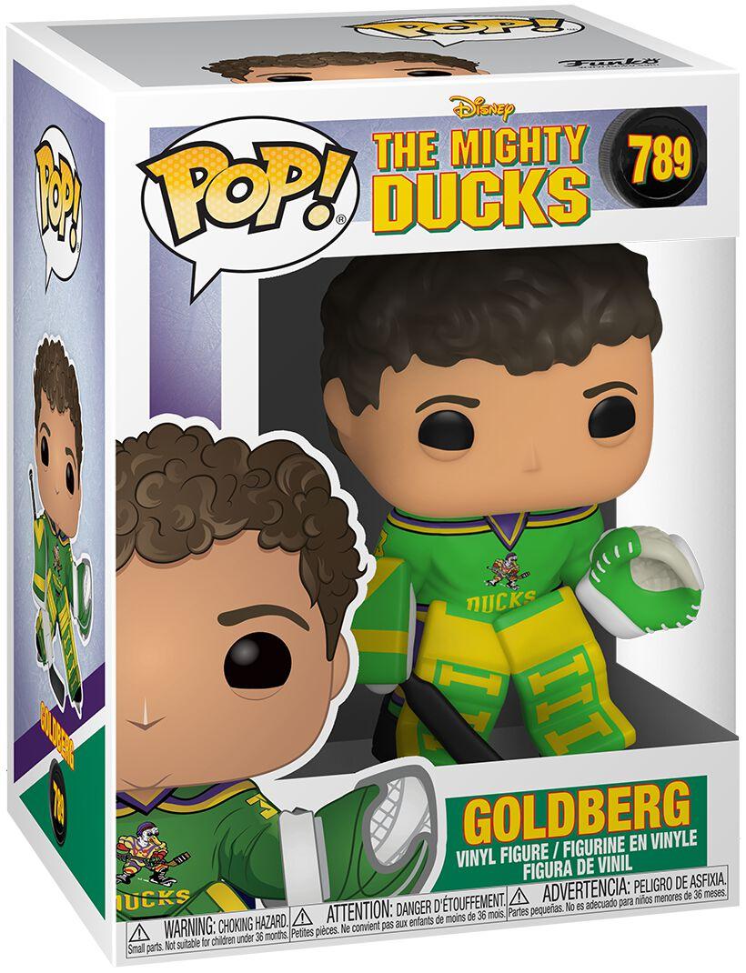 The Mighty Ducks Goldberg Vinyl Figur 789  Funko Pop!  Standard