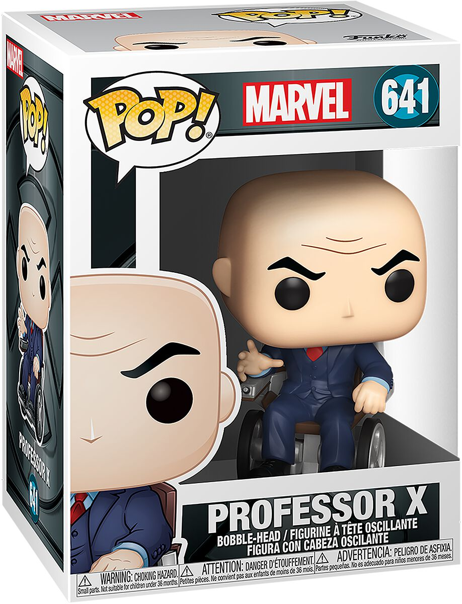 X-Men 20th - Professor X Vinyl Figur 641 powered by EMP