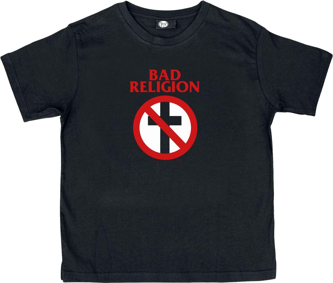 Image of Bad Religion Cross Buster Kids Maglia bimbo/a nero