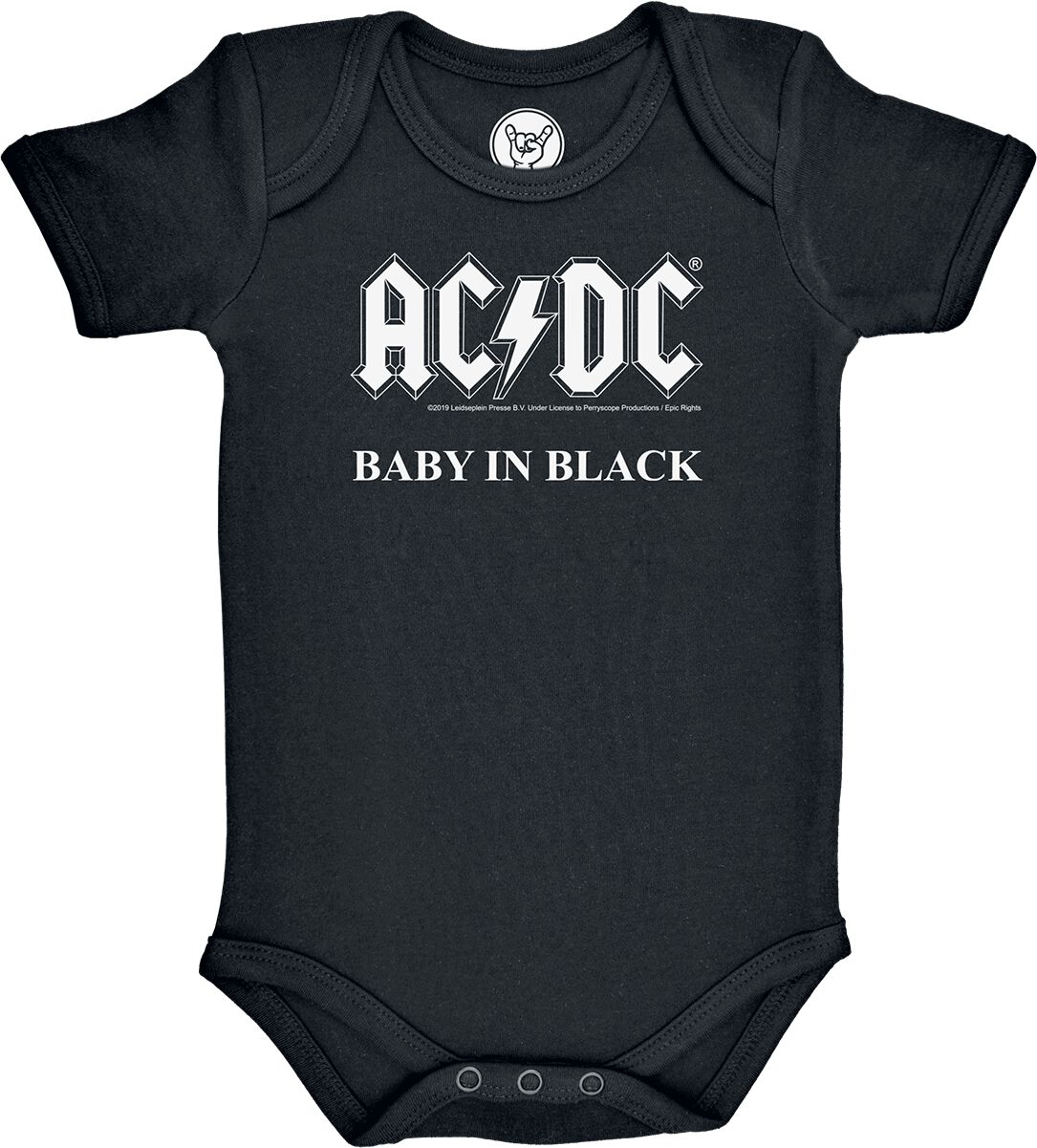 Image of AC/DC Baby In Black Body schwarz