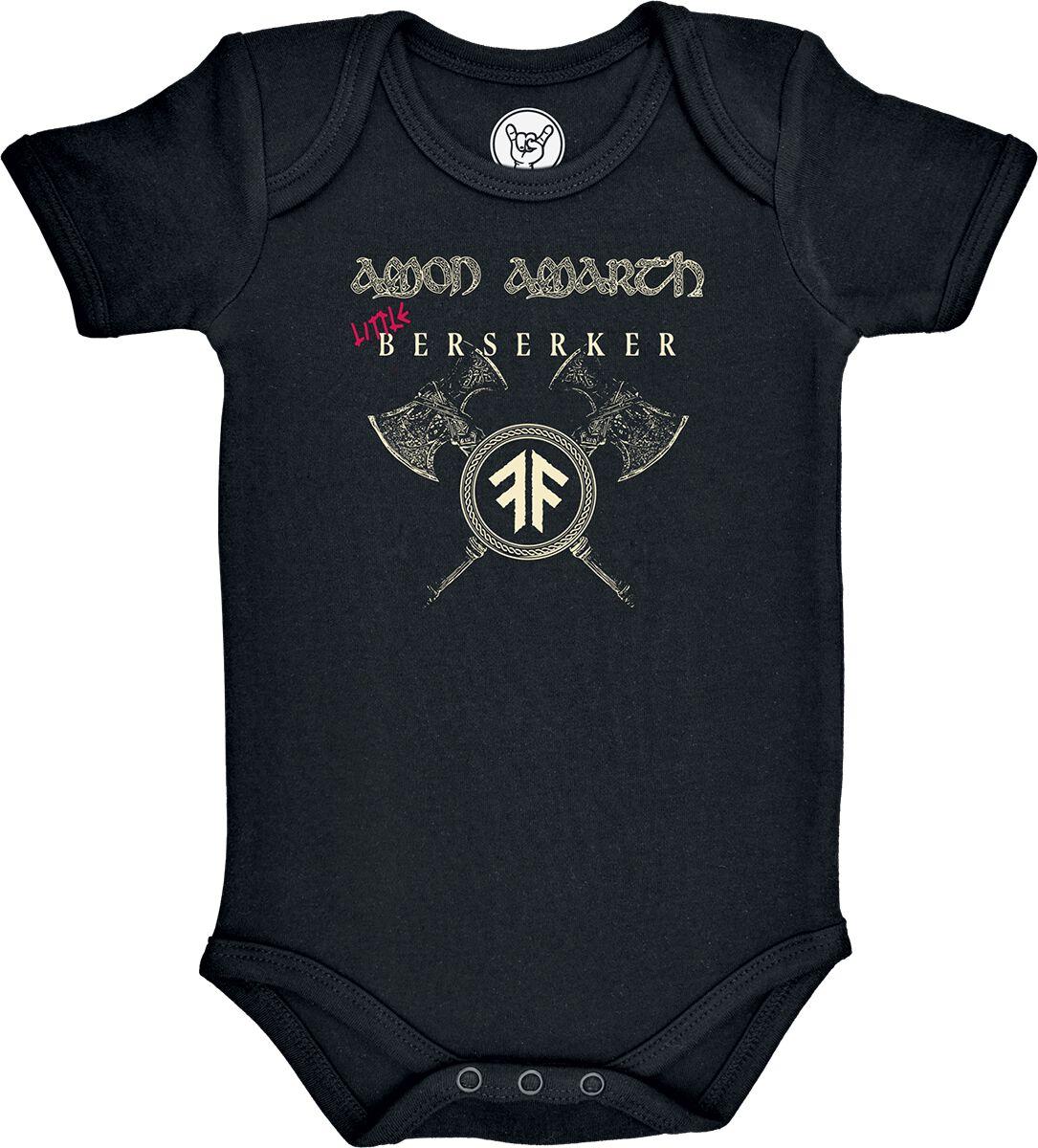 Image of Amon Amarth Little Berserker Body schwarz