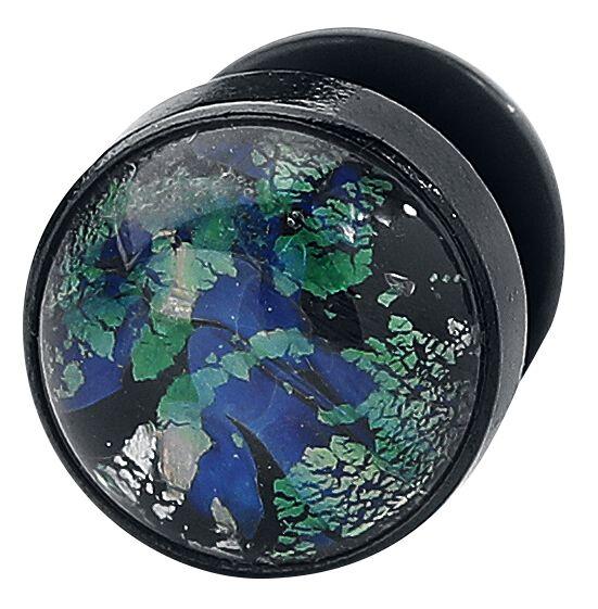 Image of Mysterium® Piece Of Earth Fake Plug Set multicolor