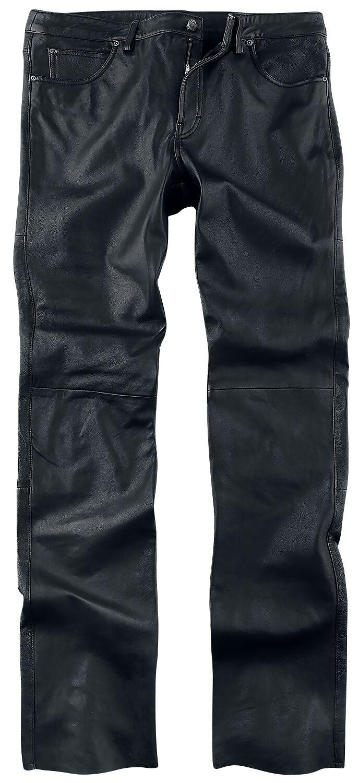 Gipsy GBJeans LNTV Lederhose schwarz