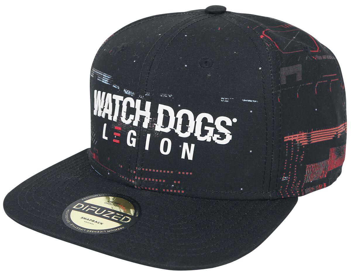 Watch Dogs Legion - Glitch powered by EMP