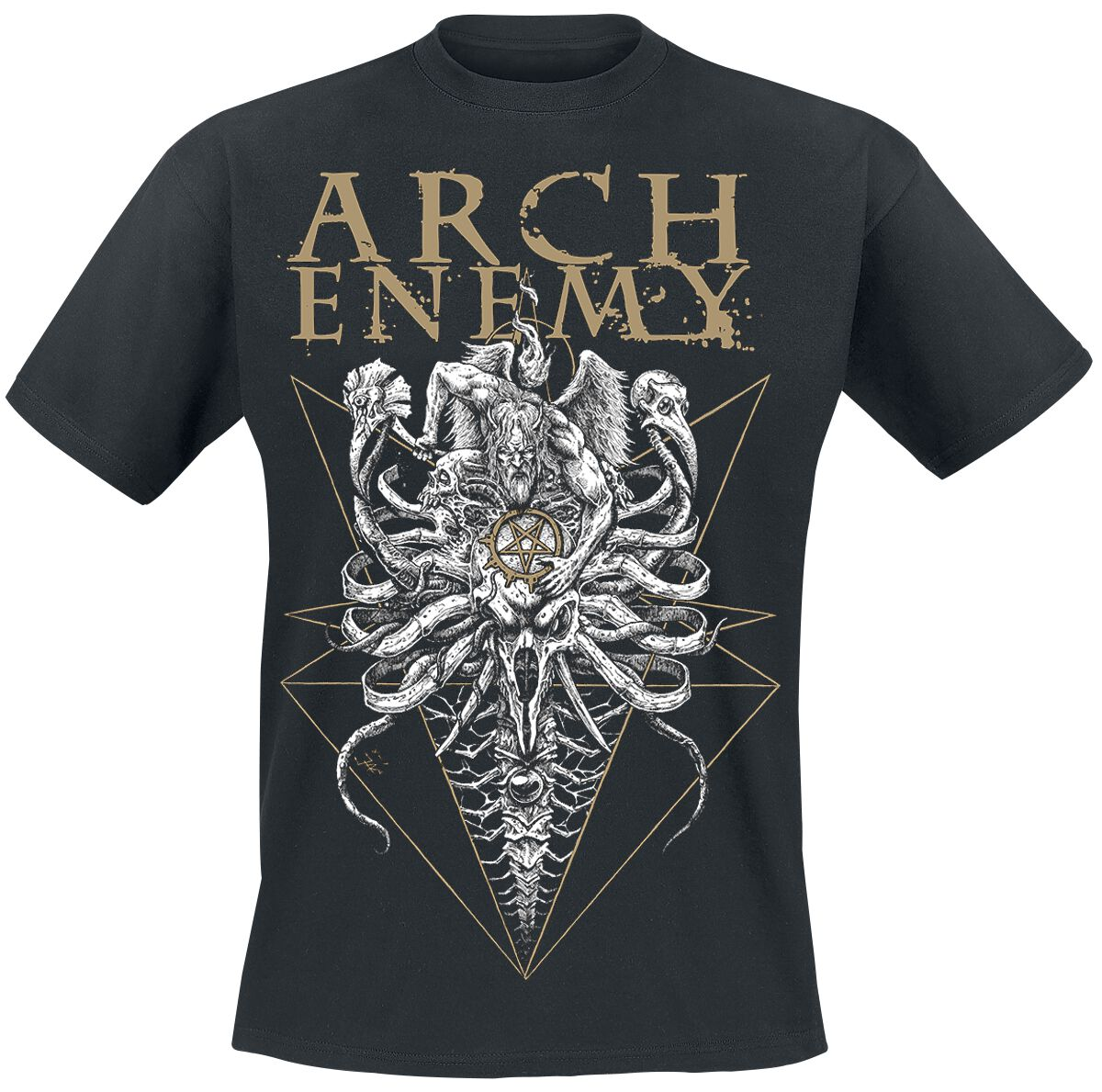 Image of Arch Enemy A Fight I Must Win Tour T-Shirt schwarz