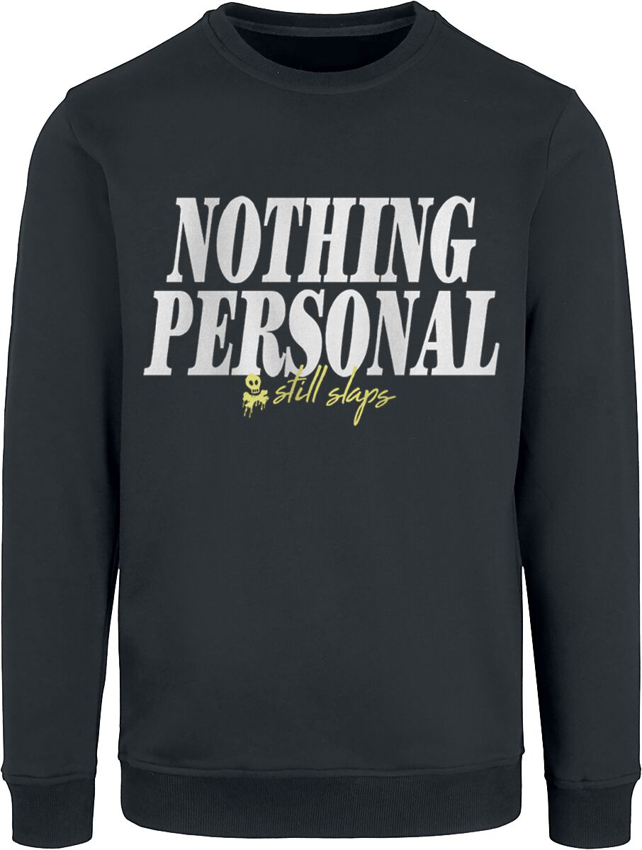 Image of All Time Low Nothing Personal Still Slaps Sweat-Shirt schwarz