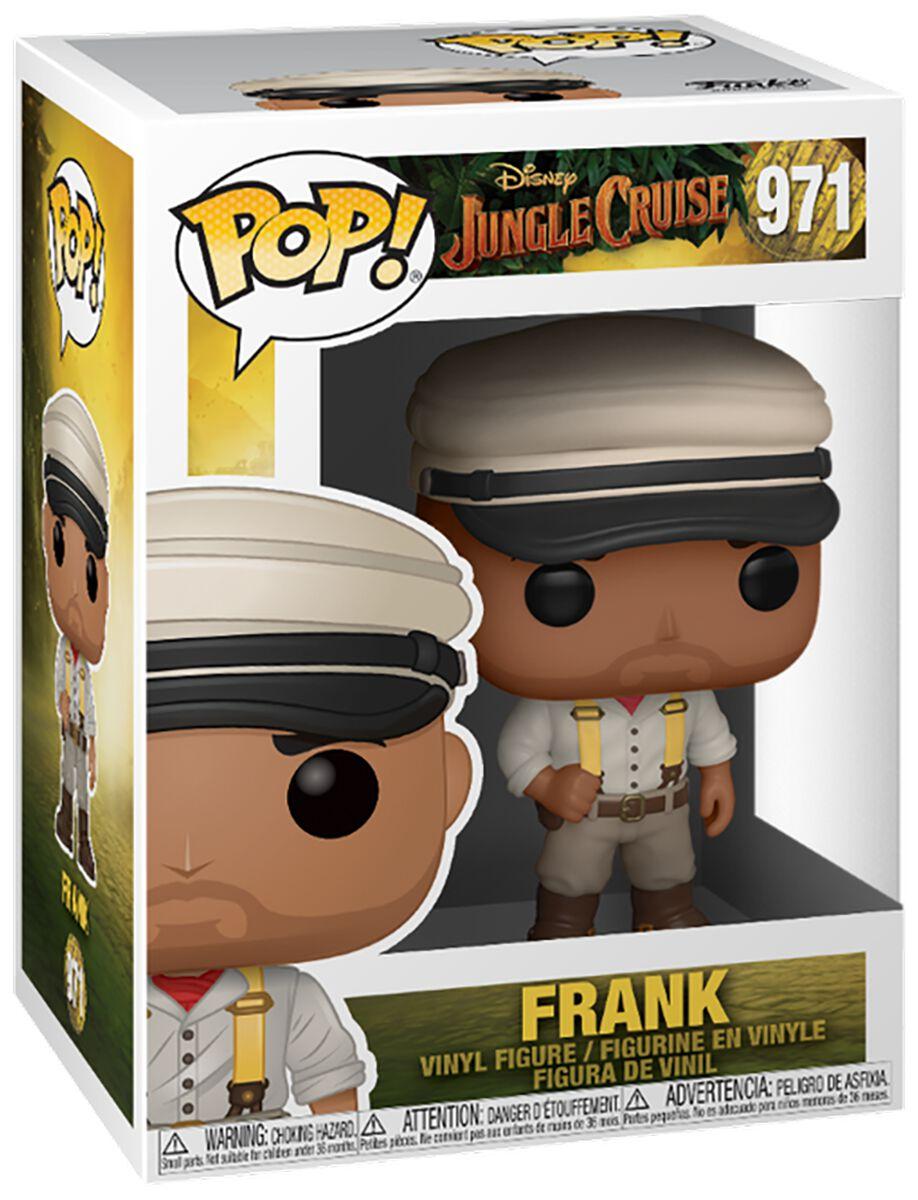 Jungle Cruise Frank Vinyl Figur 971  Funko Pop!  Standard