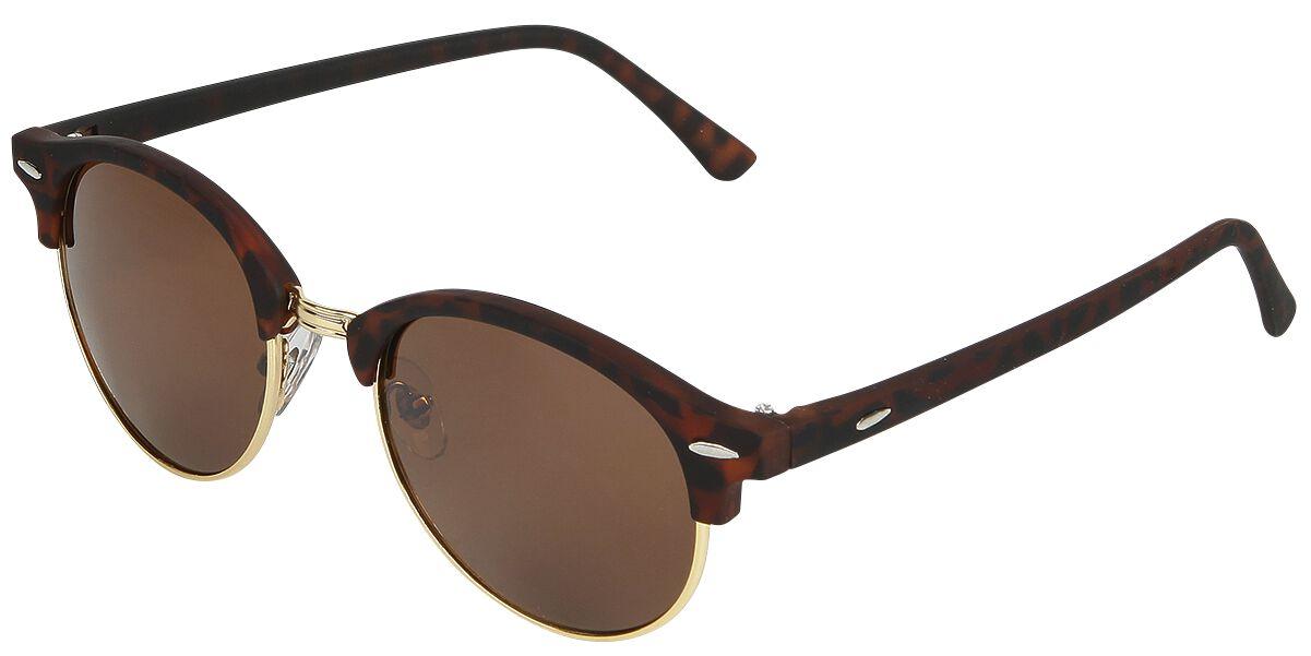Brownline - Golden Brown - Sonnenbrille - braun