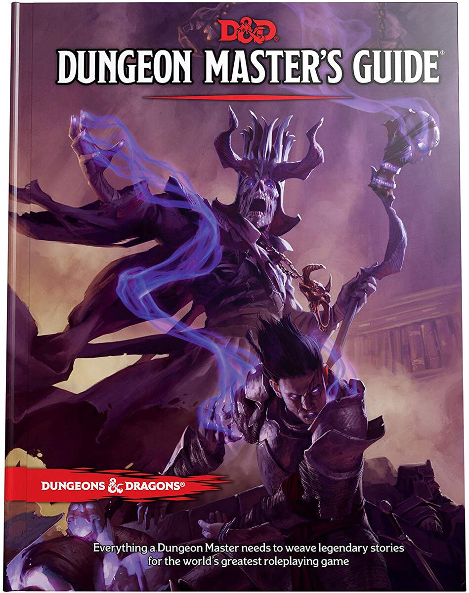 Dungeons and Dragons  Dungeon Master's Guide  Rollenspiel  Standard