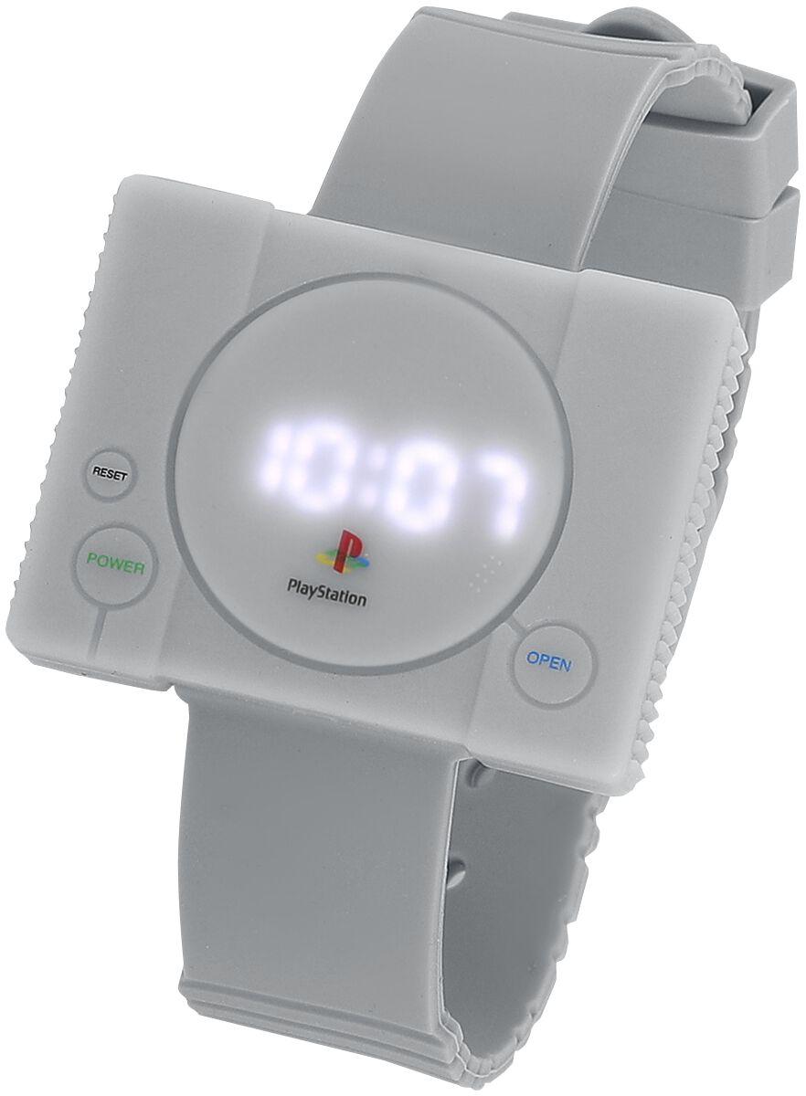 Playstation Playstation 1 Armbanduhren grau GIFPAL579