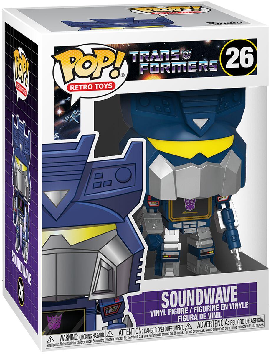 Transformers Soundwave Vinyl Figur 26 powered by EMP