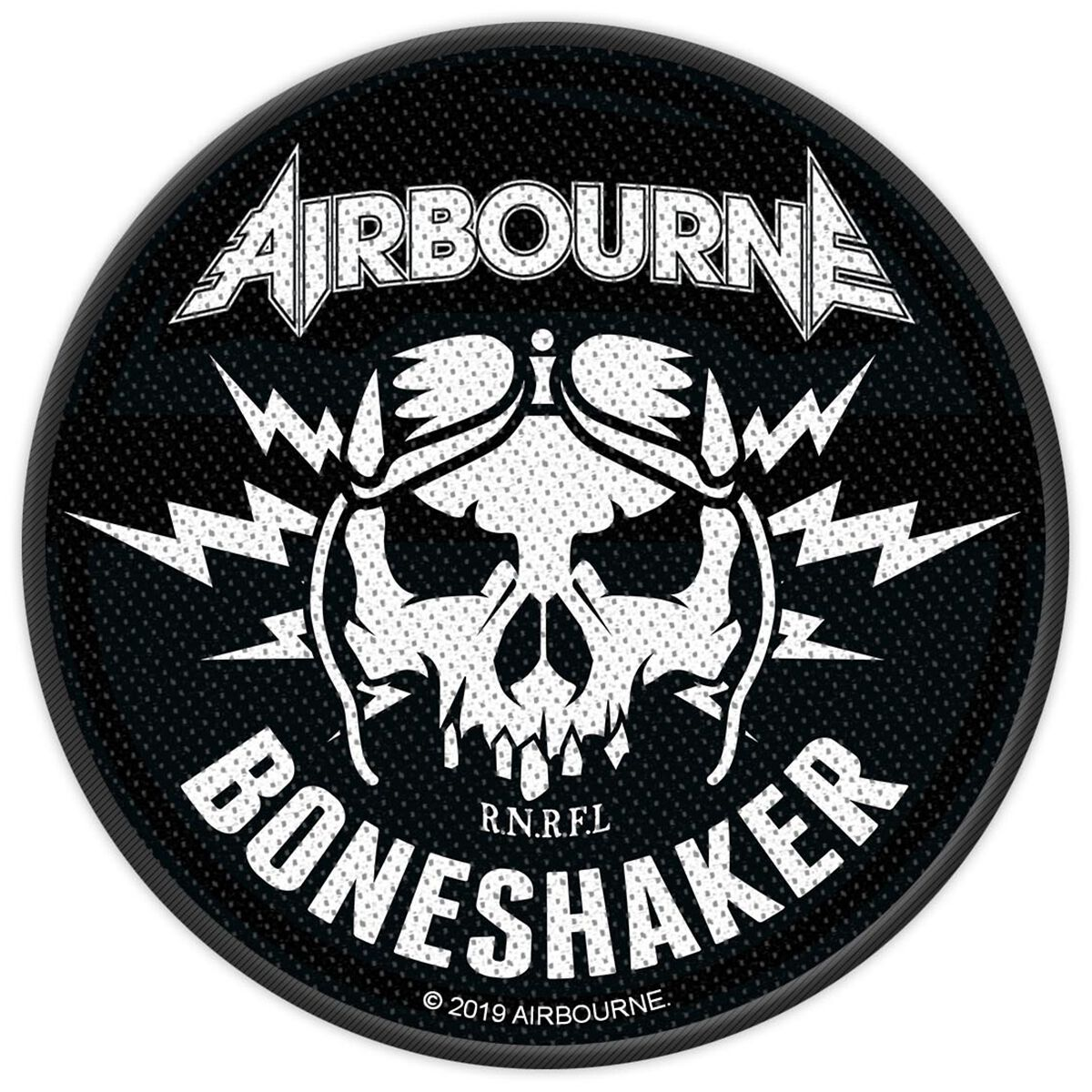 Image of Airbourne Boneshaker Patch multicolor