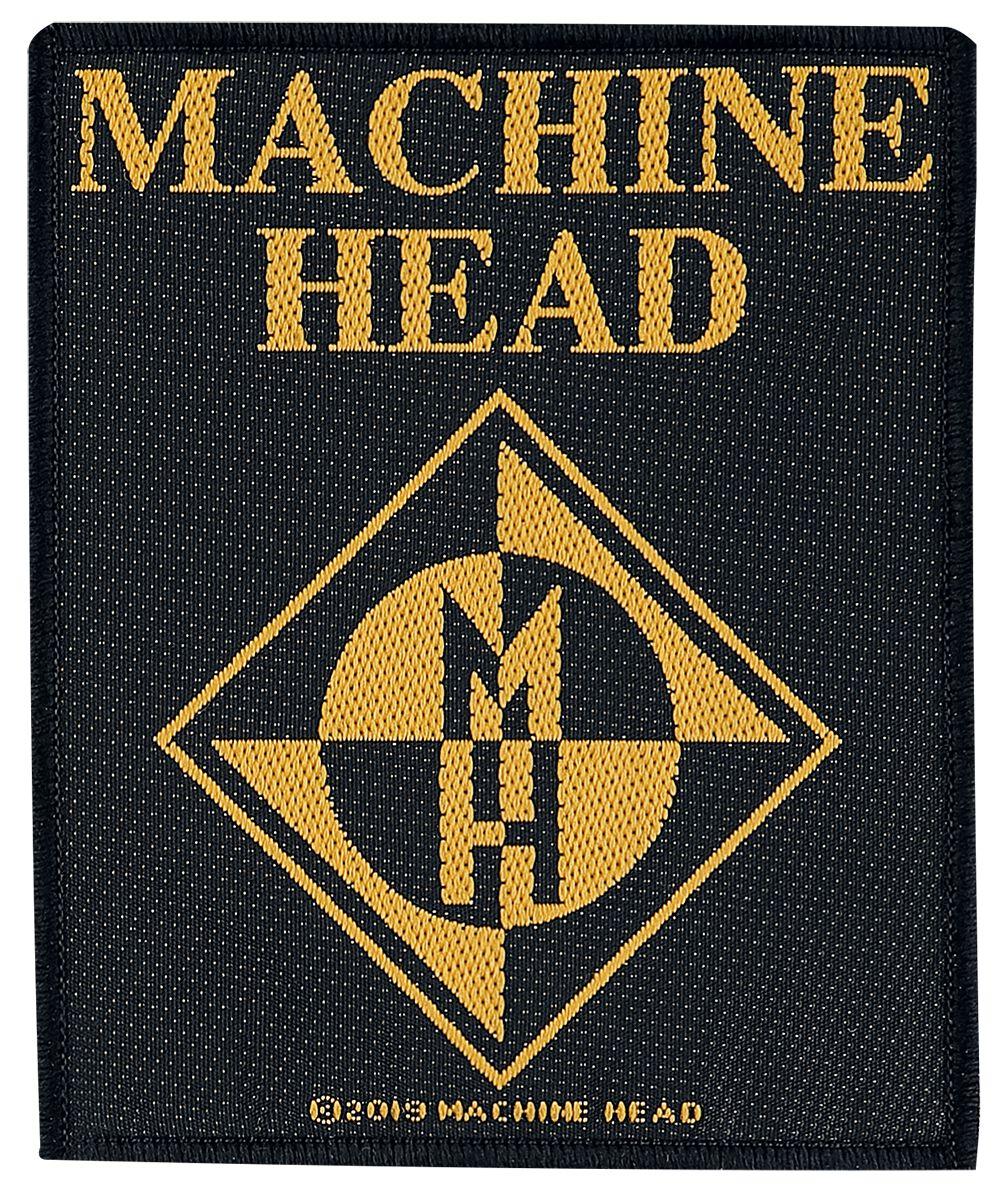 Machine Head  Diamond Logo  Patch  multicolor