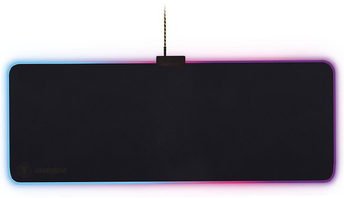 Snakebyte PC Mouse:Pad Ultra RGB XL  Mouse-Pad  Standard