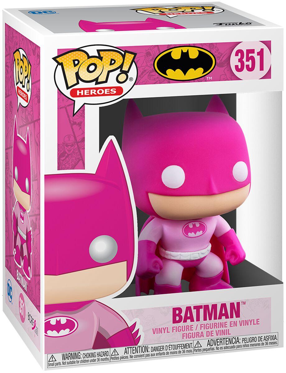 Batman  Batman (Breast Cancer Awareness) Vinyl Figur 351  Sammelfigur  Standard