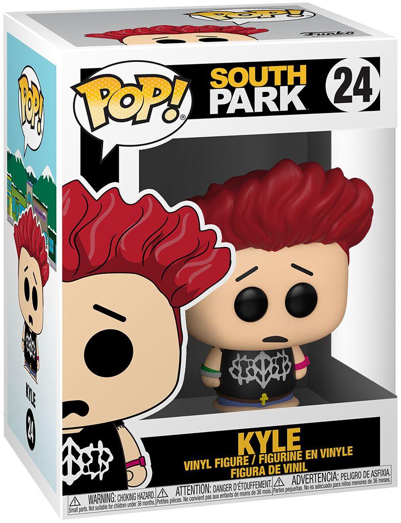 South Park Kyle Vinyl Figur 24 Funko Pop! multicolor 51635