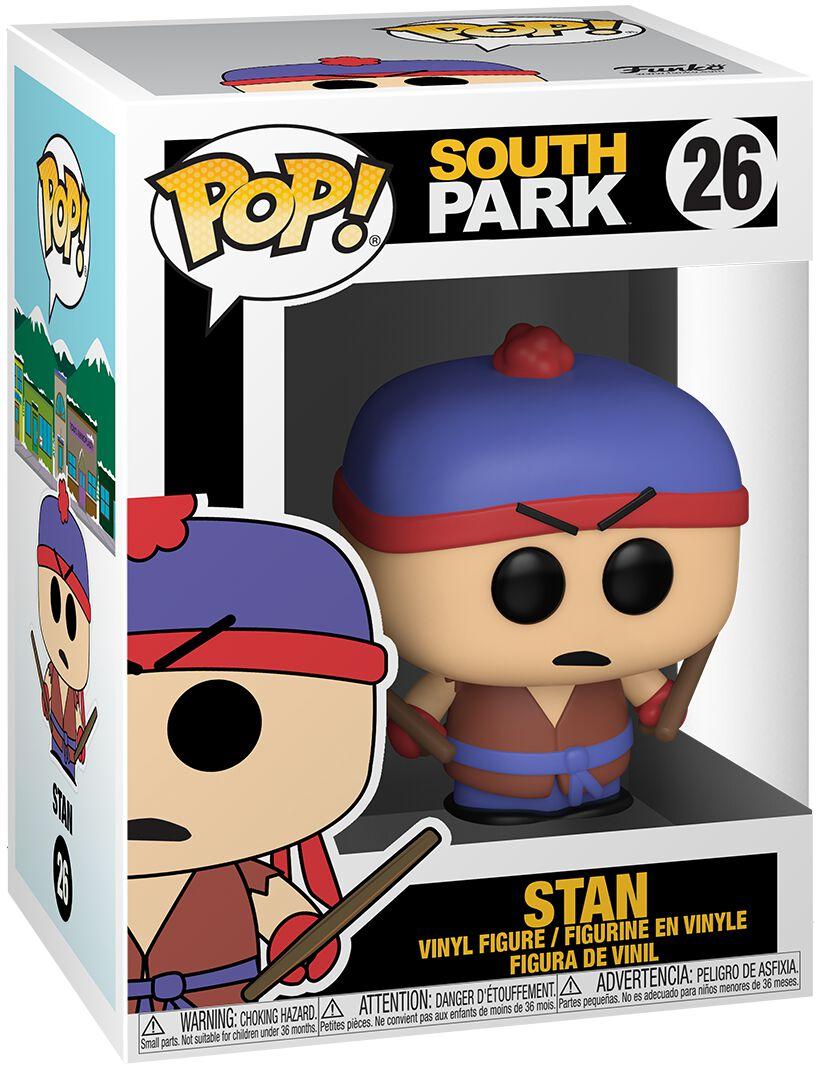 South Park Stan Vinyl Figur 26 Funko Pop! multicolor 51637