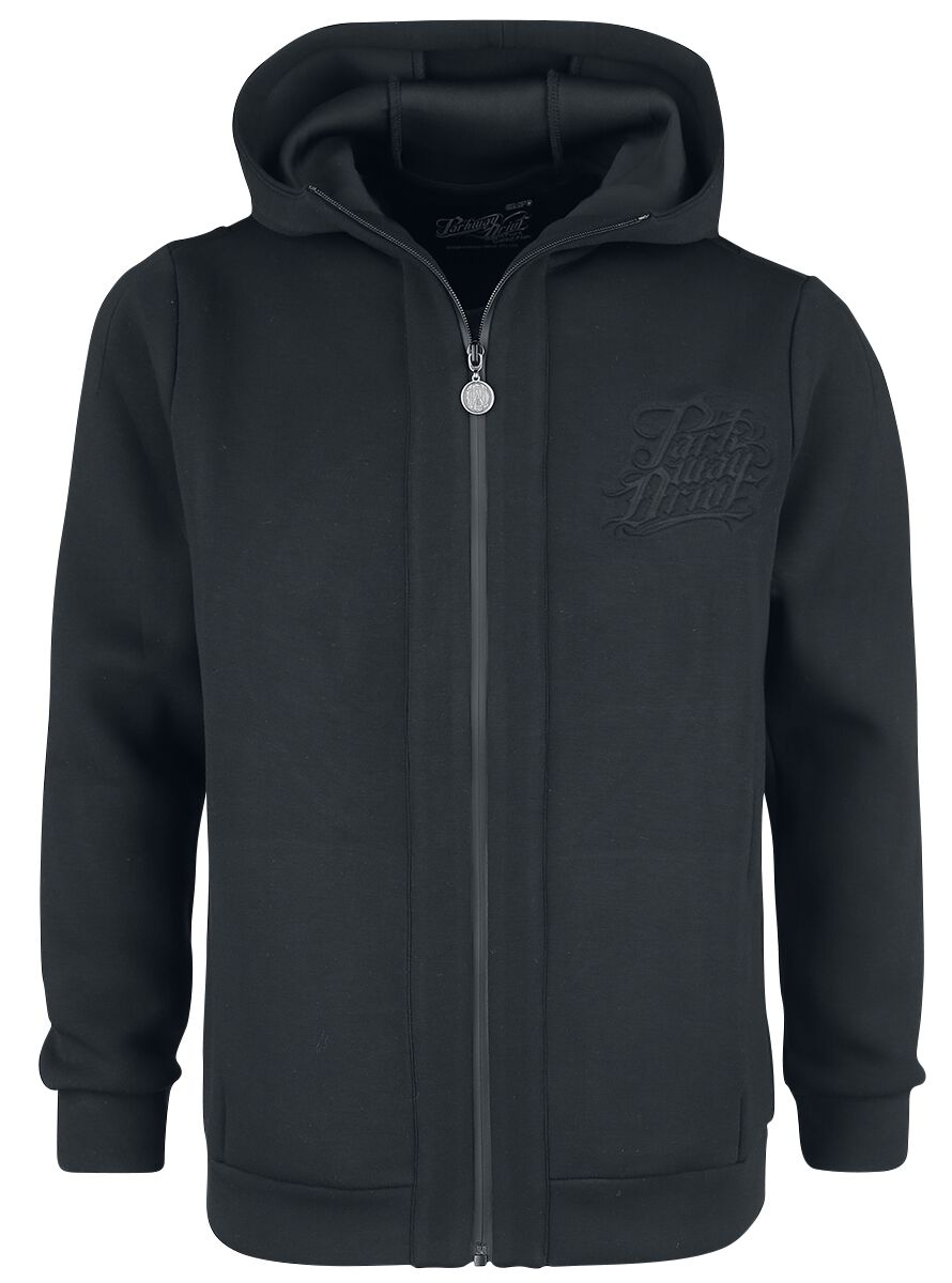 Parkway Drive EMP Signature Collection Hooded zip black