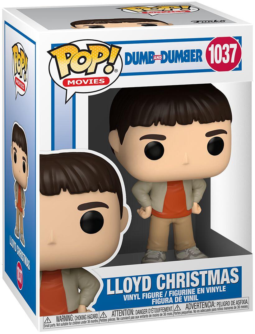 Dumm und Dümmer Lloyd Christmas Vinyl Figur 1037 Funko Pop! powered by EMP