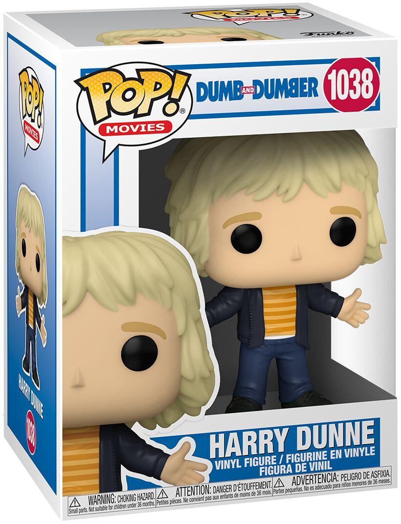 Dumm und Dümmer Harry Dunne Vinyl Figur1038 Funko Pop! powered by EMP