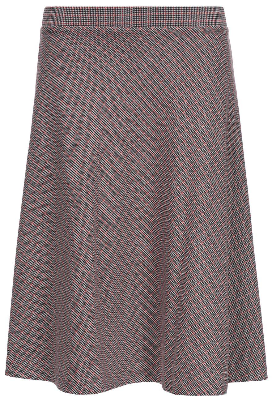 Roecke - Vive Maria British Afternoon Skirt Mittellanger Rock grau  - Onlineshop EMP