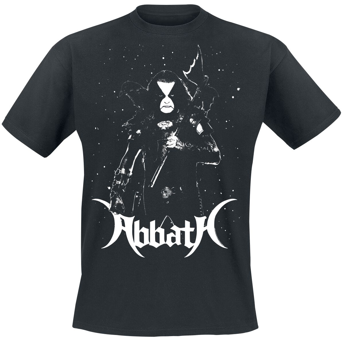 Image of Abbath Blizzard T-Shirt schwarz