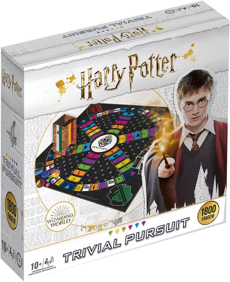 Image of Harry Potter Trivial Pursuit XL Brettspiel Standard