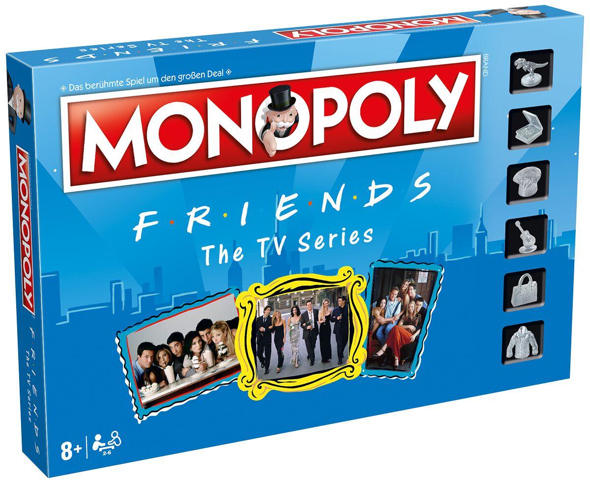 Friends  Monopoly  Brettspiel  Standard