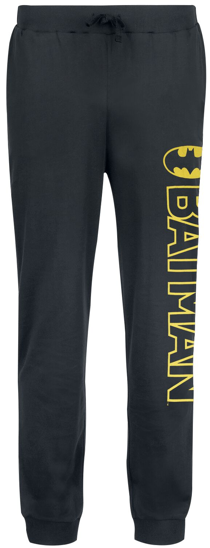 Batman Classic Logo Pyjama-Hose schwarz 390384