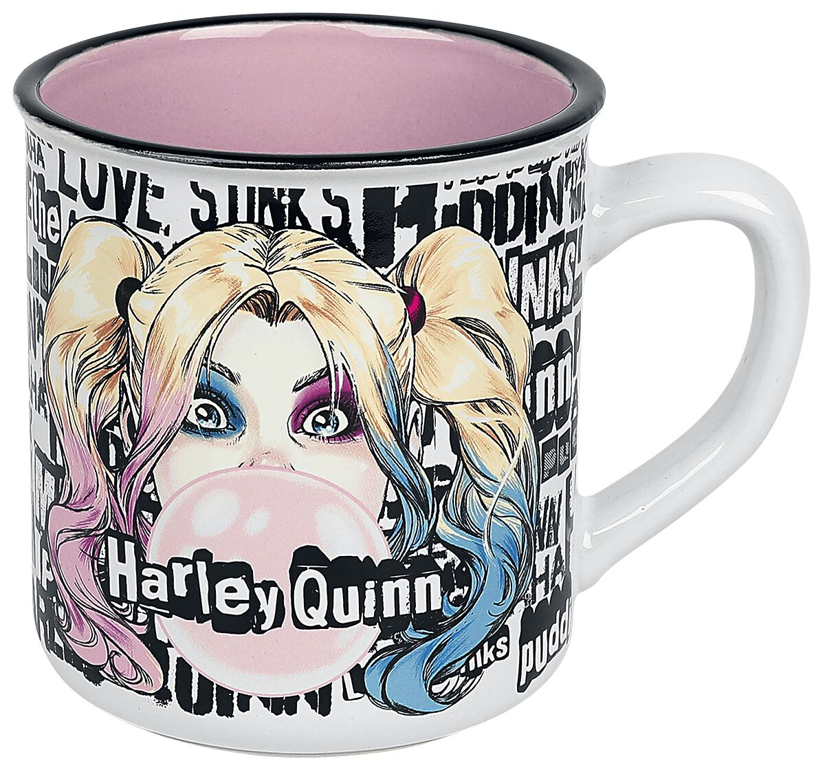Harley Quinn Harley Tasse multicolor 13261