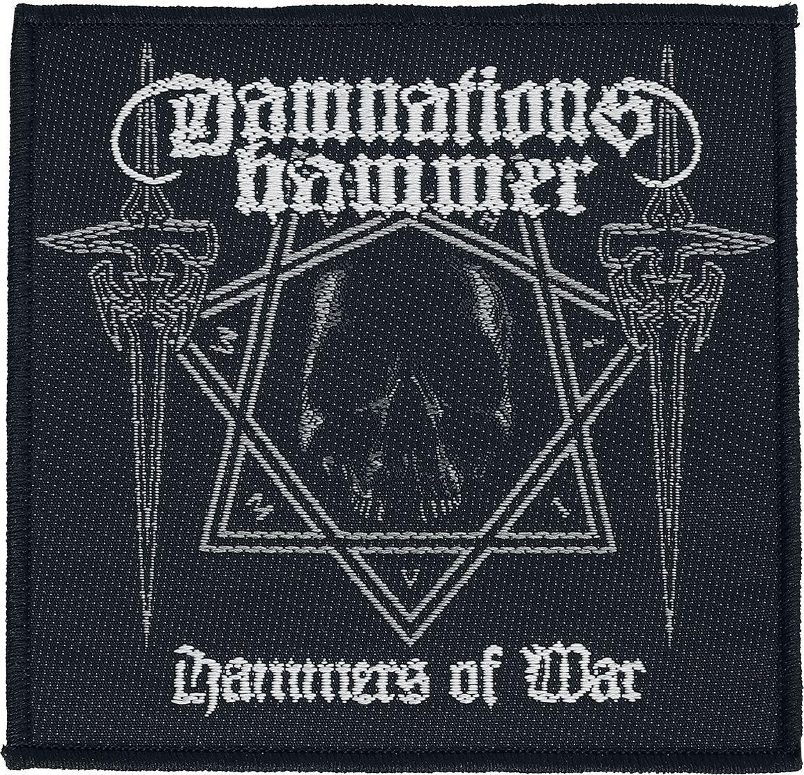 Damnation's Hammer  Hammer of War  Patch  multicolor