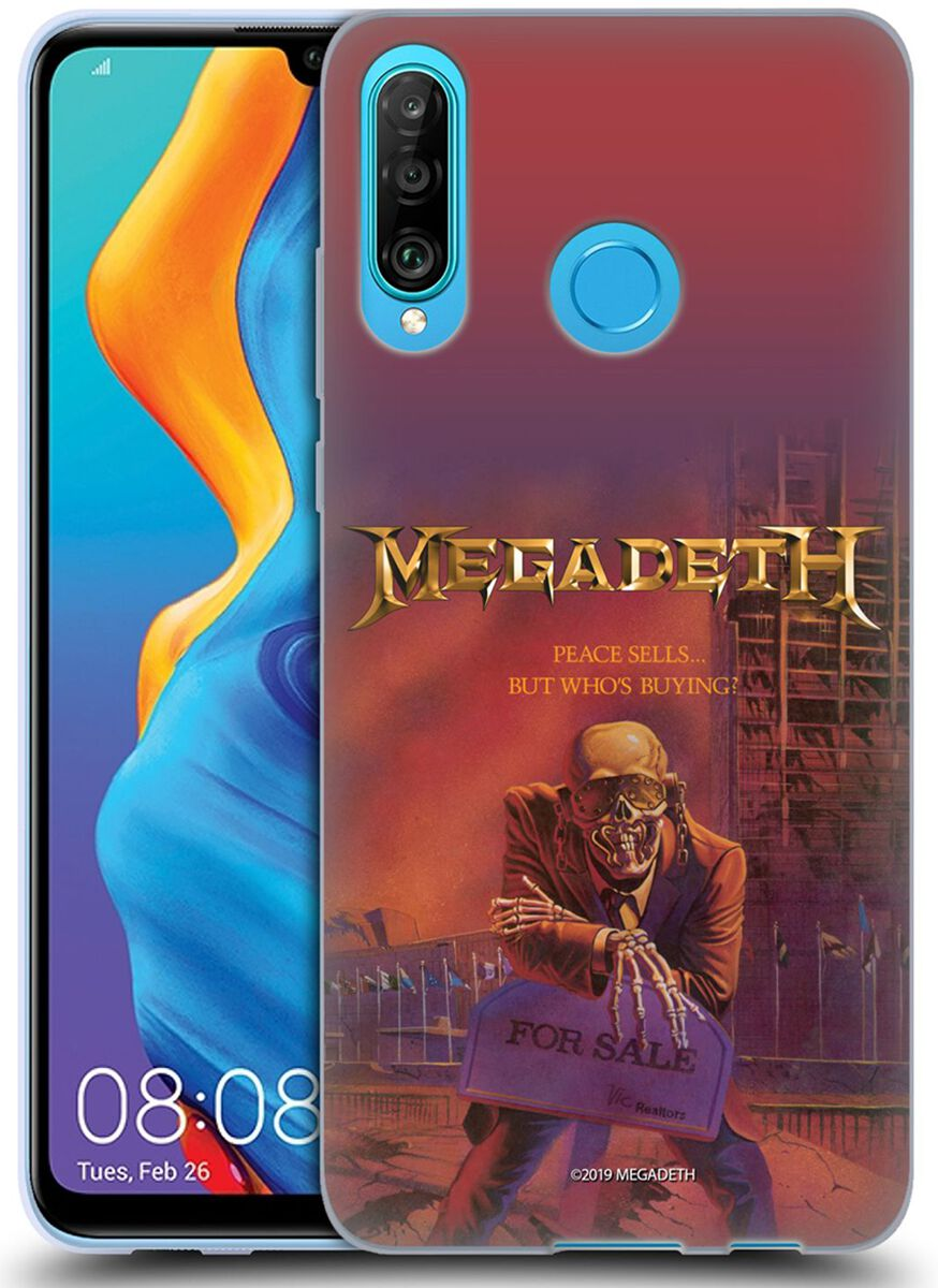 Megadeth  Peace Sells… But Who's Buying? - Huawei  Handyhülle  Standard
