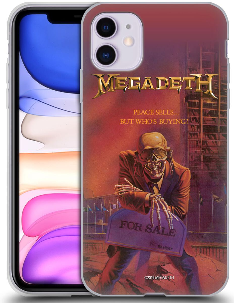 Megadeth  Peace Sells… But Who's Buying? - iPhone  Handyhülle  Standard