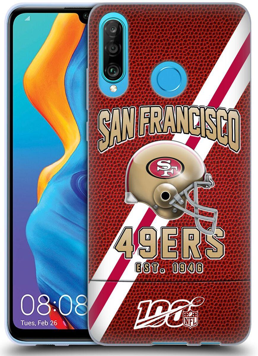 NFL San Francisco 49ers - Huawei  Handyhülle  Standard
