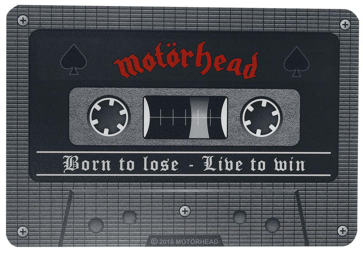 Motörhead Tape  Mouse-Pad  multicolor