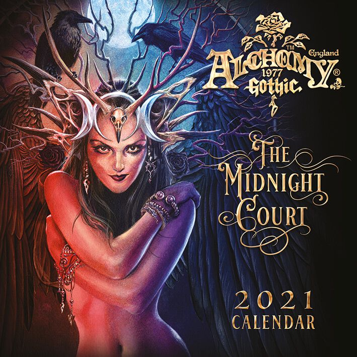 Image of Alchemy 2021 Wandkalender multicolor