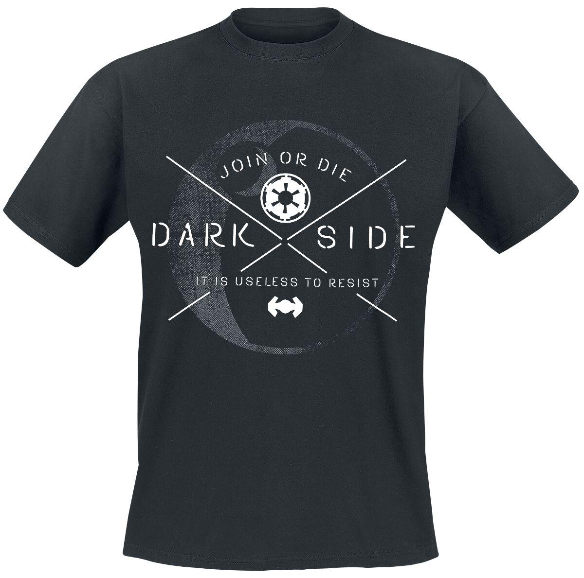 Star Wars Useless To Resist T-Shirt schwarz 135640002