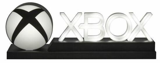 Image of Xbox - XBox Icons Lamp - Lampada da tavolo - Unisex - nero bianco