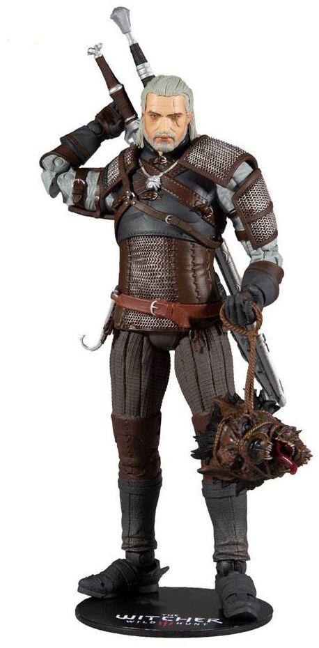 The Witcher Geralt Actionfigur multicolor MCF13401-8