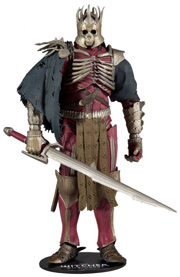 The Witcher Eredin Actionfigur multicolor MCF13402-5