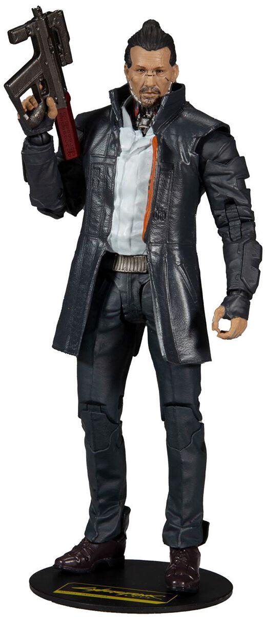 Cyberpunk 2077  Takemura  Actionfigur  Standard