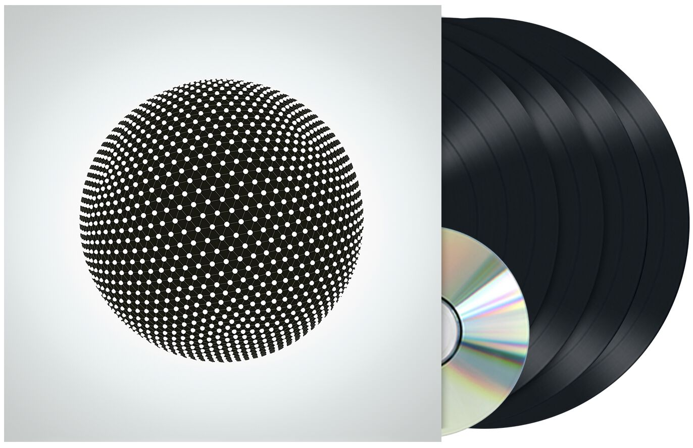 Image of Tesseract Altered state (Re-issue 2020) 4-LP & 2-CD Standard