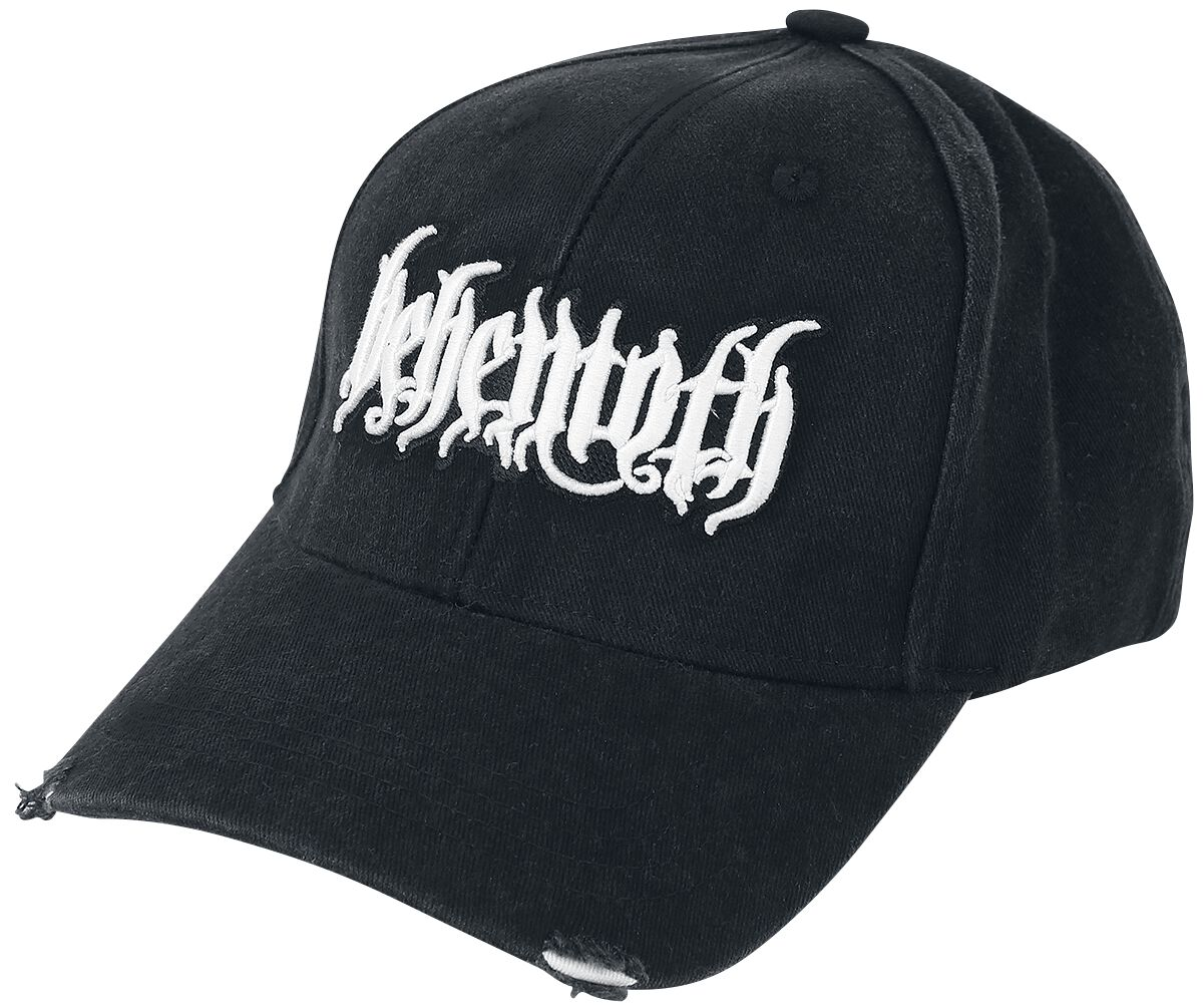 Image of Behemoth Logo - Baseball Cap Baseball-Cap schwarz