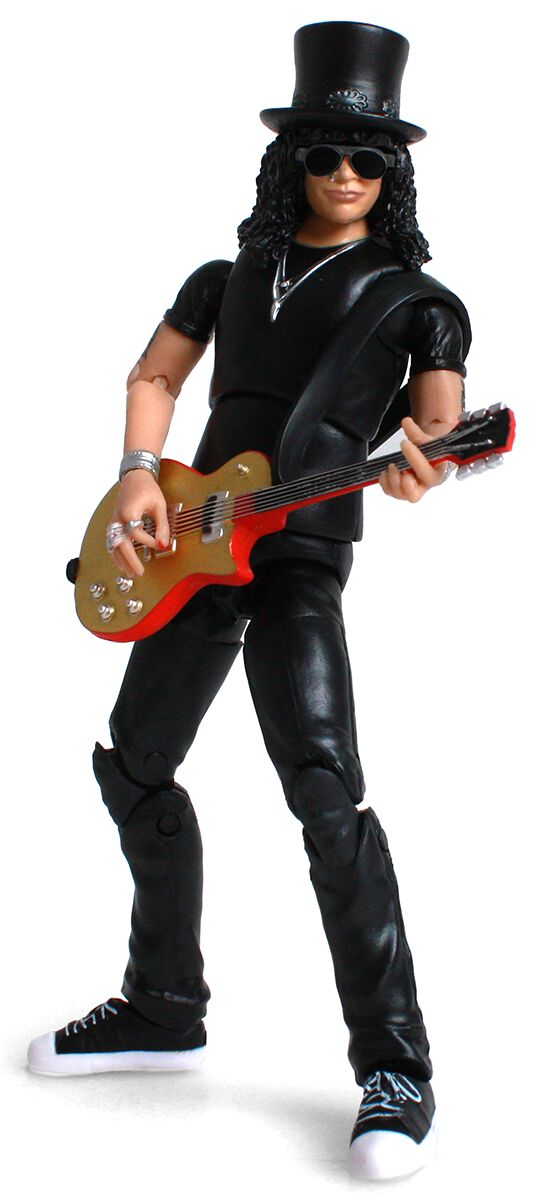 Guns N' Roses BST AXN Slash Actionfigur multicolor TLSBAGUNSLAWB01